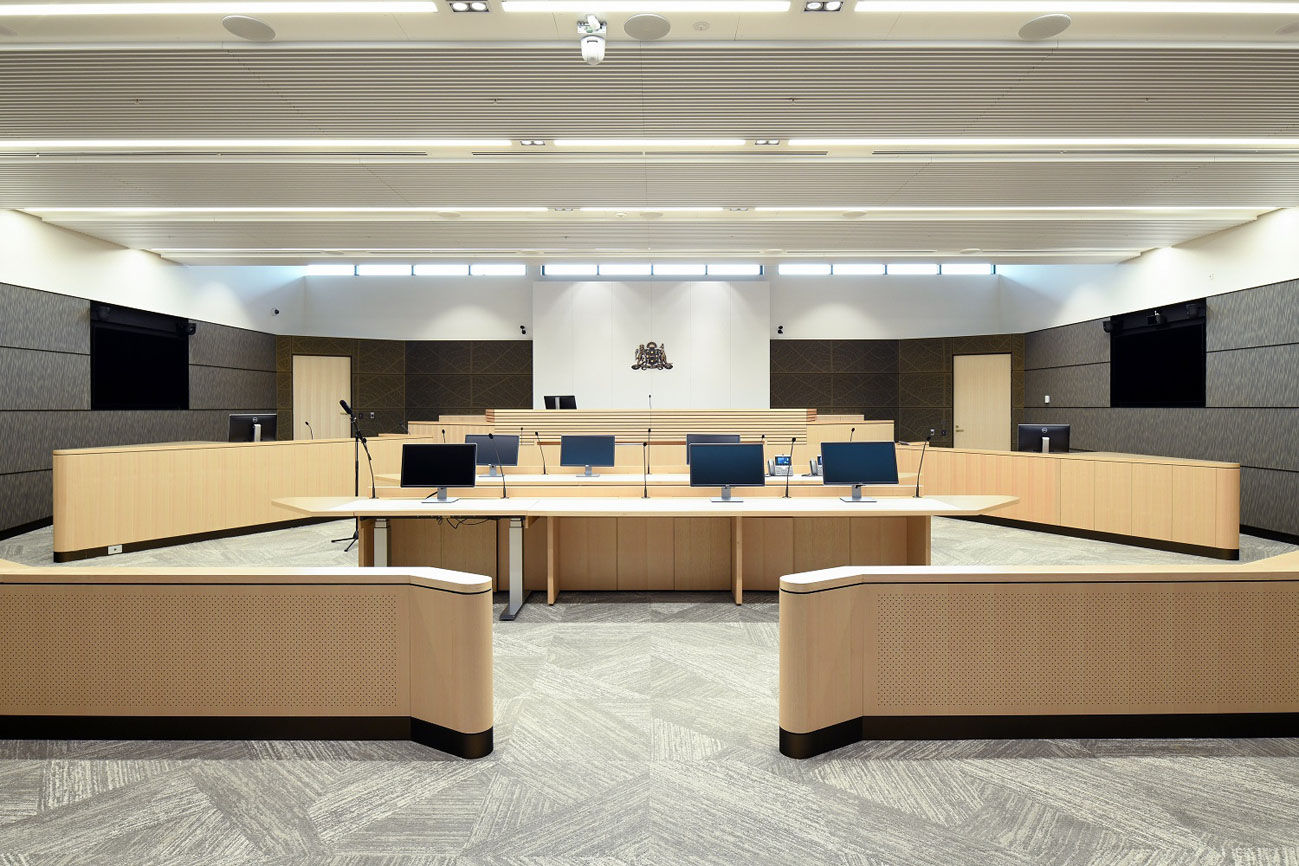 Case Study – NSW Department of Justice